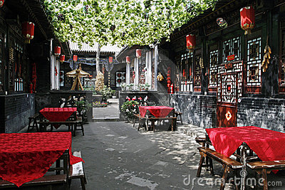 China ancient house