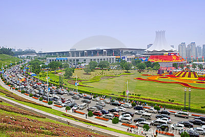 The China-Asean Expo Editorial Image