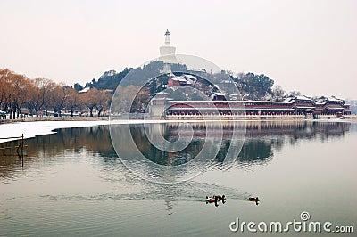 China Beijing  Beihai Park
