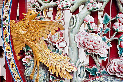 China Carving