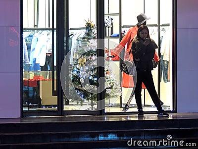 China clothes shop facade decorations 28 images for Plastic omnium auto exterieur