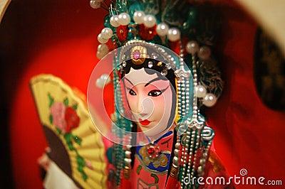 China clay figurines