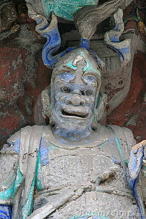 China: Dazu Carvings