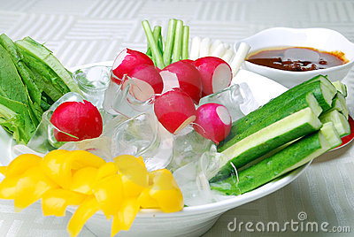 China delicious food--vegetable receive favors swe