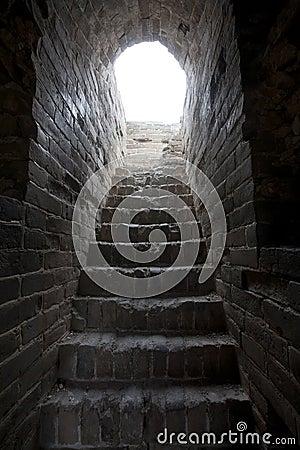 China Great Wall Fortress