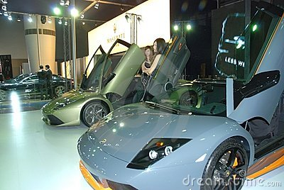 China international Automobile exhibition Editorial Stock Image