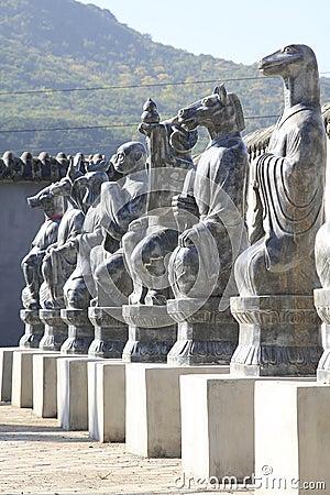 China with long history
