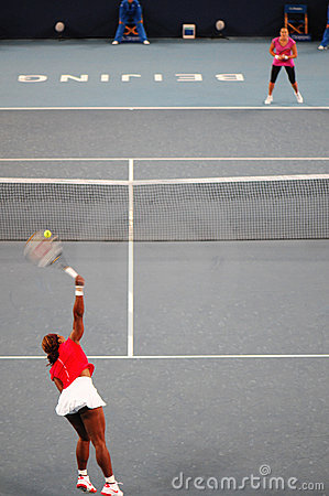 China Open 2009 Tennis Tournament Editorial Stock Photo