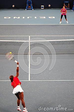 China Open 2009 Tennis Tournament Editorial Stock Photo