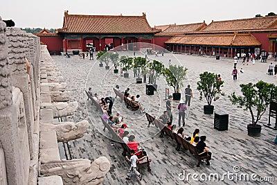 China palace Editorial Photography