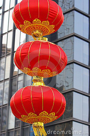 China red lanterns