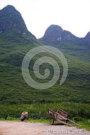 china - rural landscape