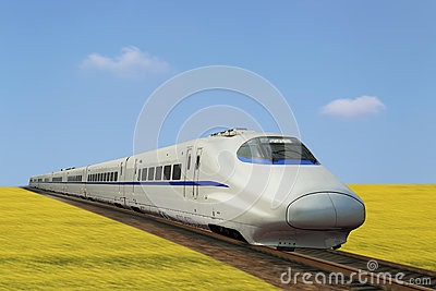 China s high-speed train