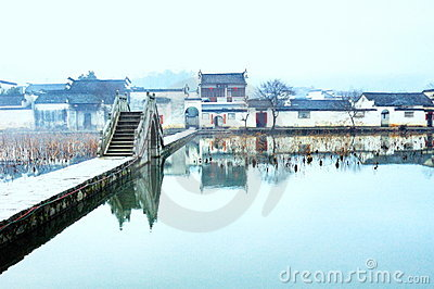 China s Qing Dynasty houses