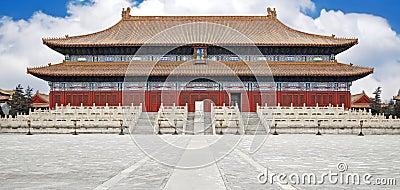 China s royal building