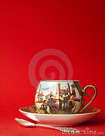 China Tea  Royalty Free Stock Images - Image: 15021739