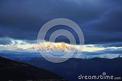 China Tibet Nyingchi Namjagbarwa