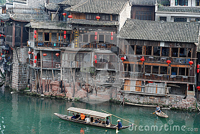 China Tourism in Fenghuang County
