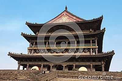China Travel, Chinese Drum Tower