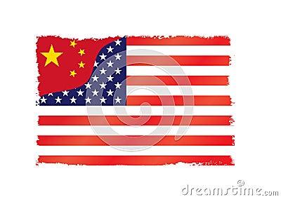 China versus U.S.A.
