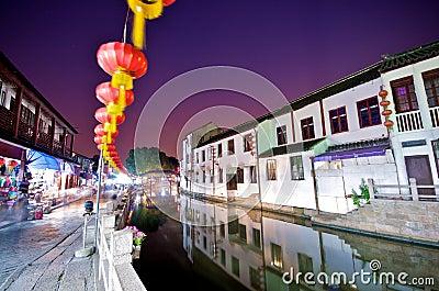 China Water Town