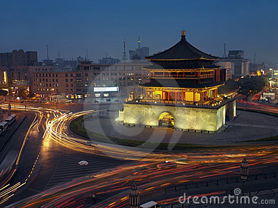 China - Xian Belltower