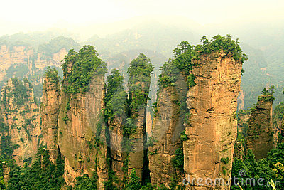 China zhangjiajie