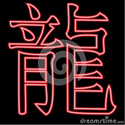 China Zodiac Dragon