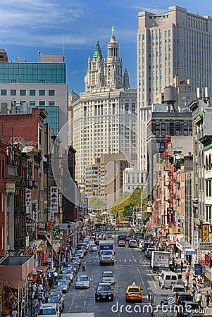 Free Chinatown New York City Royalty Free Stock Photos - 16506918