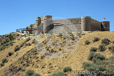Chinchilla de Monte Argon Castle - Spain