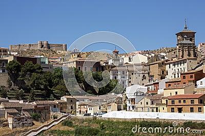 Chinchilla de Monte Argon - Spain