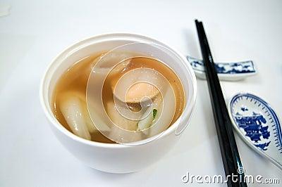 Chinese Abalone Soup