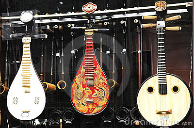 Chinese ancient musical instrument
