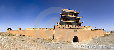 Chinese ancient tranditional city gate