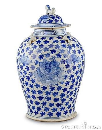 Free Chinese Antique Vase Royalty Free Stock Image - 20085316