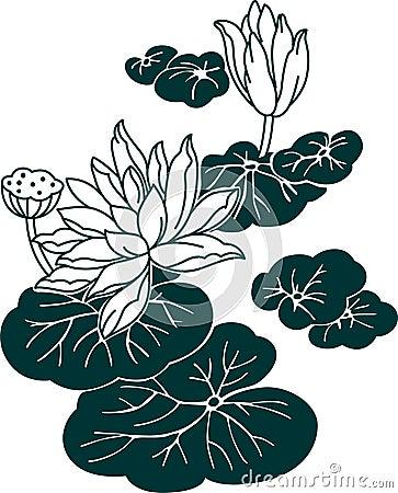 Chinese Artistic Pattern