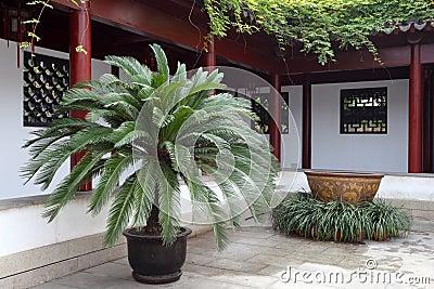 Chinese Atrium