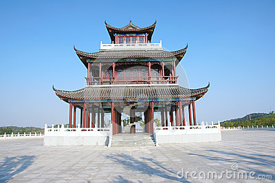 Chinese attic