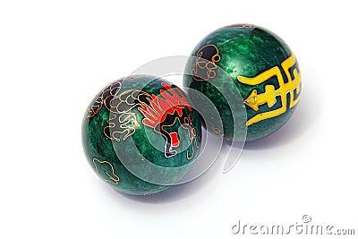 Chinese balls