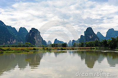 Chinese beautiful landscapes