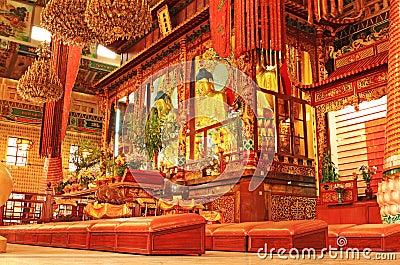 Chinese Buddist Monastery