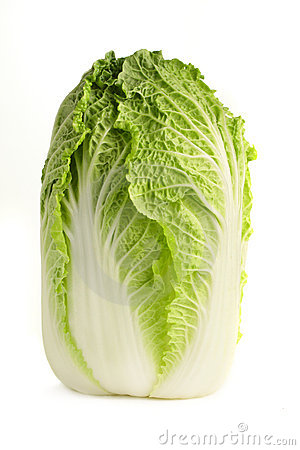 Free Chinese Cabbage. Stock Image - 21920671