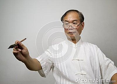 Chinese Calligrapher