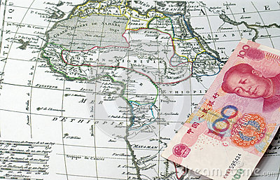 Chinese capital into Africa
