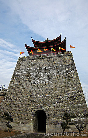 Chinese Castle