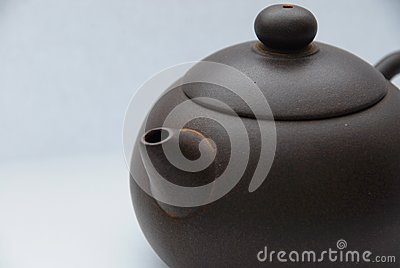 Chinese ceramic teapot
