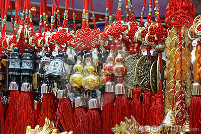 Chinese charms