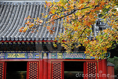 Chinese classic building