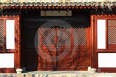 Chinese classic house