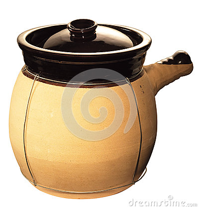 Chinese Clay Pot